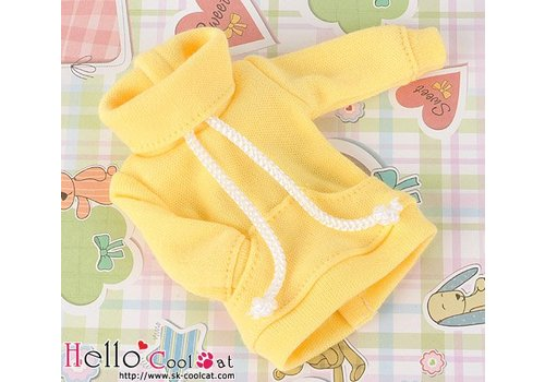Coolcat Pocket Top Yellow