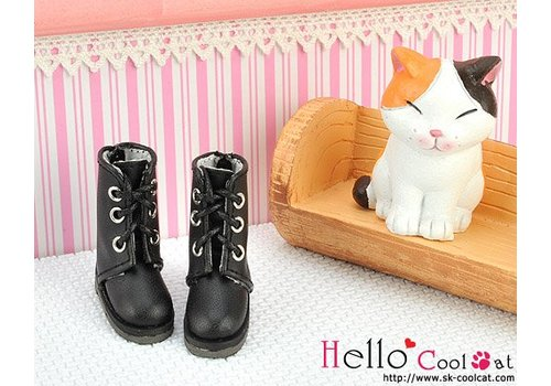 Coolcat Shoes Short Black