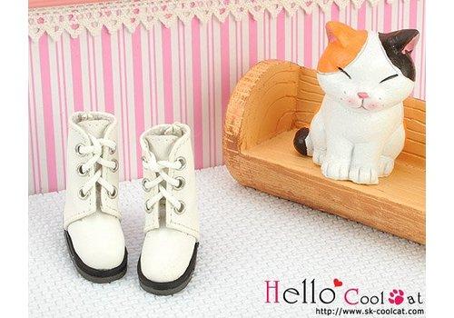 Coolcat Shoes Short White