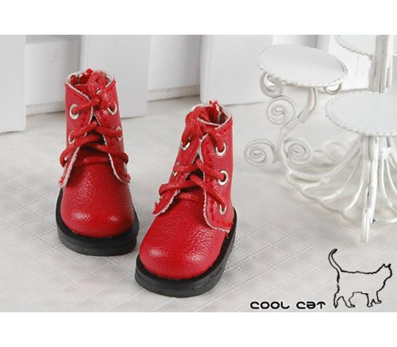 Shoes Short Red