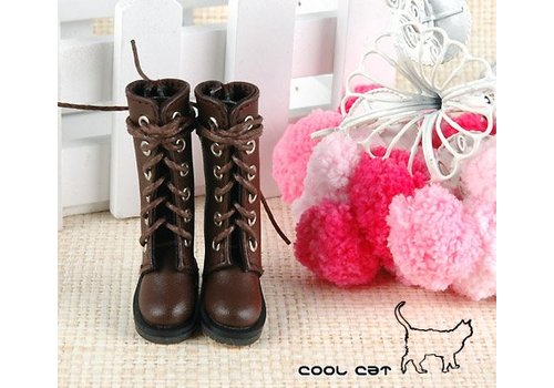Coolcat Boots Brown