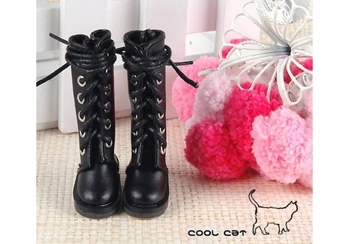 Coolcat Boots Black