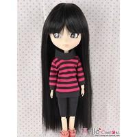 Wig Long Straight Black