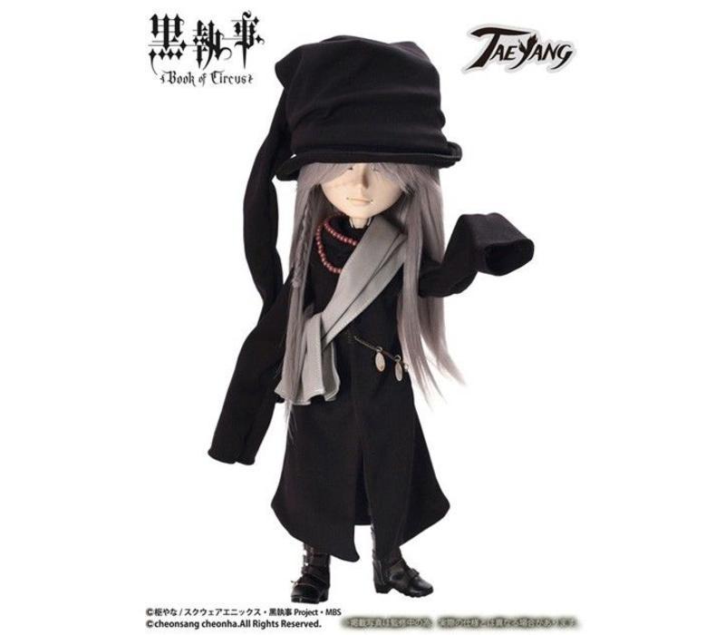 Taeyang Undertaker