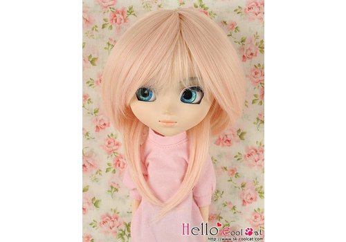 Coolcat Wig Short Pink Mix Gold