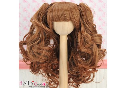 Coolcat Wig Wavy Brown