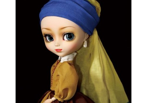 Groove Pullip Girl with a Pearl Earring