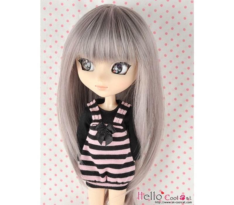 Wig Violet Mix Gray
