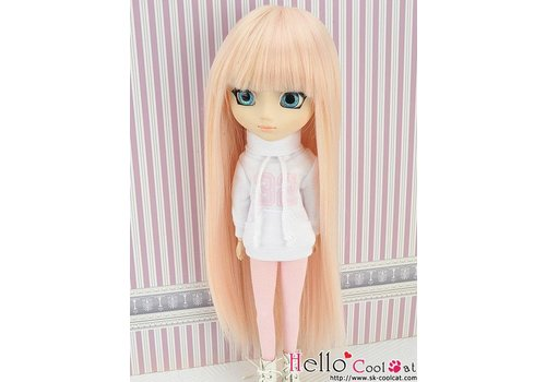Coolcat Wig Long Straight Pink & Gold