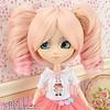 Coolcat Wig Wavy Pink & Sweet Pink