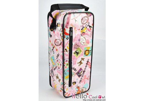 Coolcat Carrier Bag Fairy Tale Pink