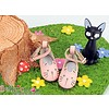 Coolcat Cute Cats Mini Shoes Pink