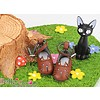 Coolcat Cute Cats Mini Shoes Brown