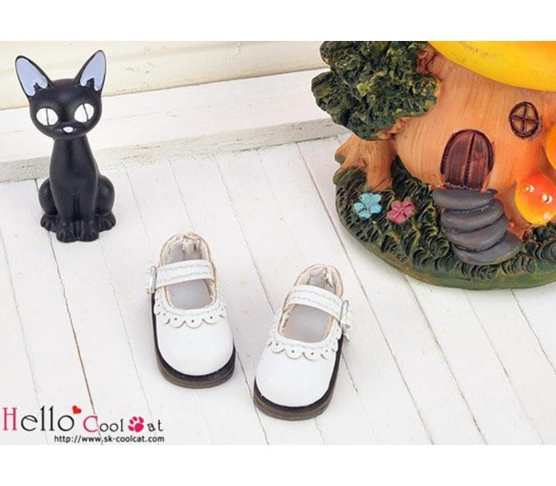 Mini Shoes White
