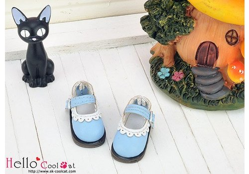 Coolcat Mini Shoes Sky Blue