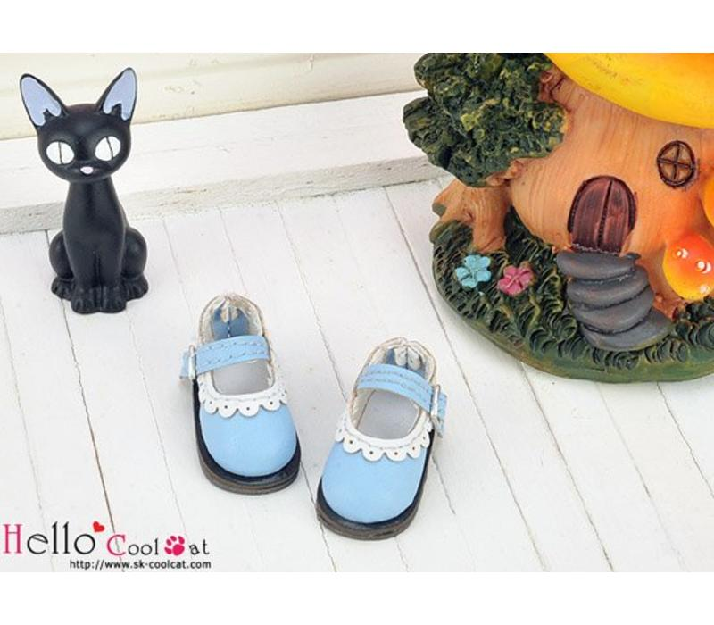 Mini Shoes Sky Blue