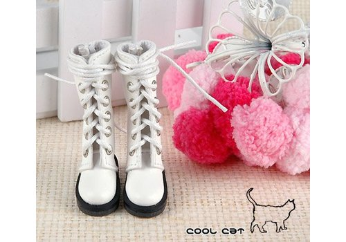 Coolcat Boots White