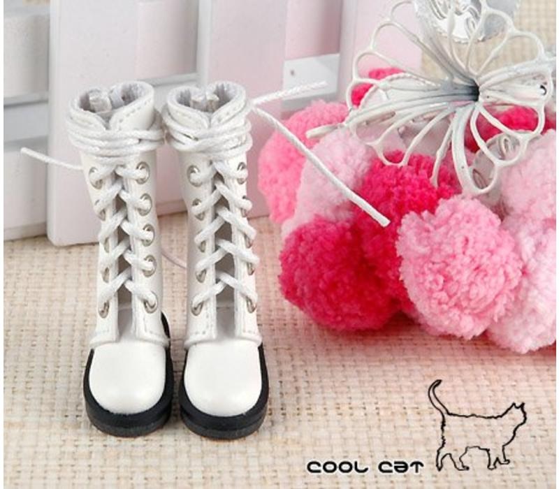 Boots White