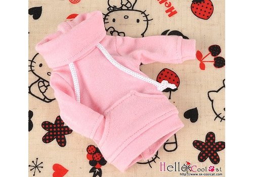 Coolcat Pocket Top Pink