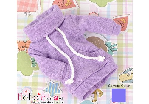 Coolcat Pocket Top Purple