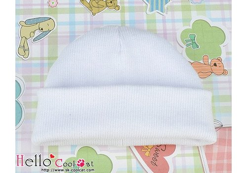 Coolcat Hat White