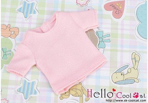 Coolcat Short Sleeve T-shirt Pink