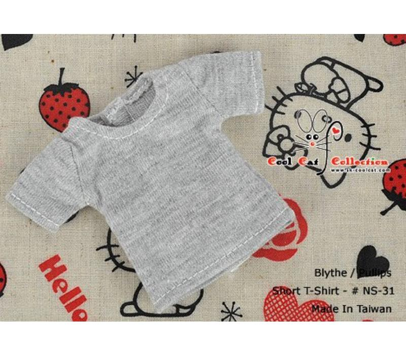 Short Sleeve T-shirt Grey