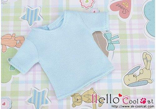 Coolcat Short Sleeve T-shirt Baby Blue