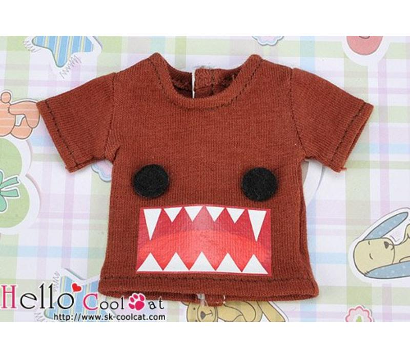 Short Sleeve T-shirt Monster Chocolate