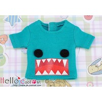 Short Sleeve T-shirt Monster Sea Green
