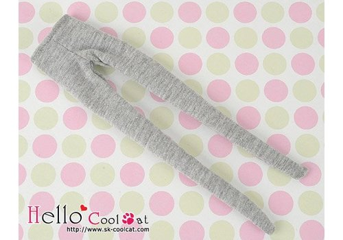 Coolcat Pantyhose Socks Pale Grey