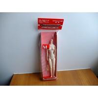Obitsu Body 23cm SB-M witte huidskleur