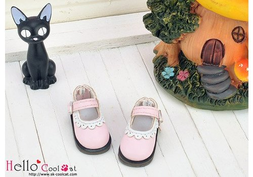 Coolcat Mini Shoes Pink