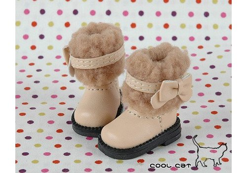 Coolcat Boots Beige