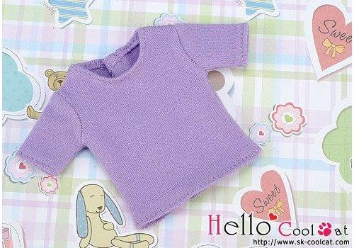 Coolcat Short Sleeve T-shirt Violet