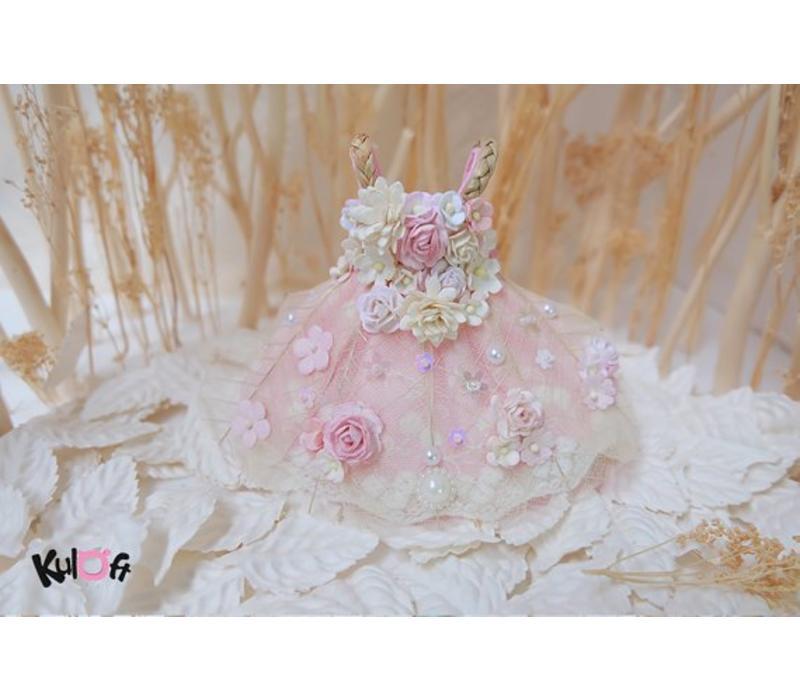 Secret Flower Dress Pink Flowers