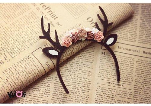 Kuloft Hairband Deer Brown