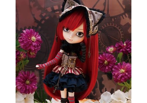 Groove Pullip Cheshire Cat in Steampunk World