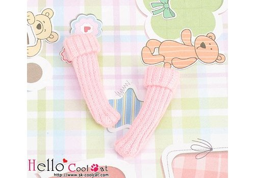 Coolcat Bobby Socks Pink