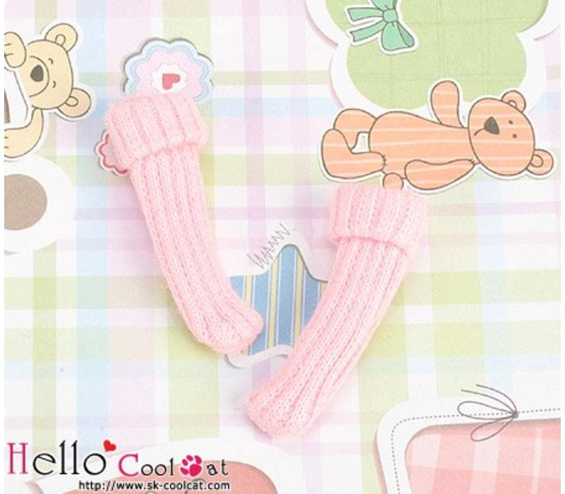 Bobby Socks Pink