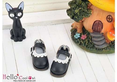 Coolcat Mini Shoes Black