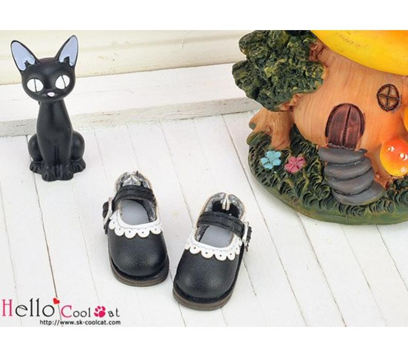 Mini Shoes Black