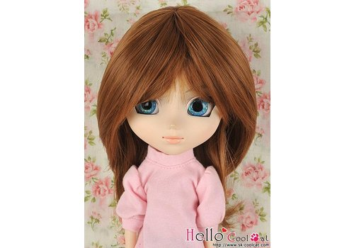 Coolcat Wig Short Brown