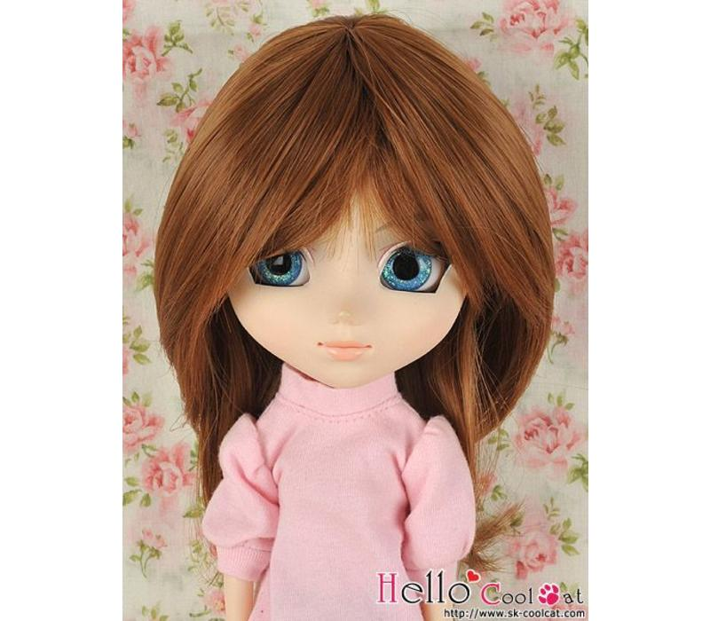 Wig Short Brown