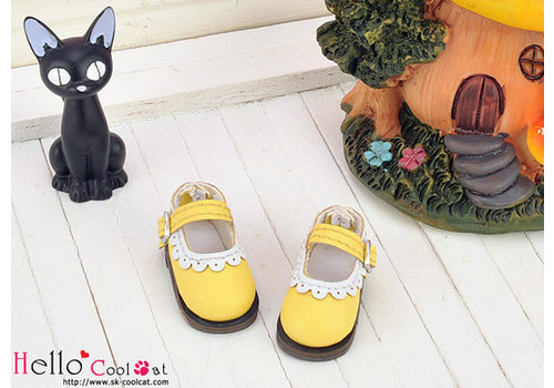 Coolcat Mini Shoes Yellow