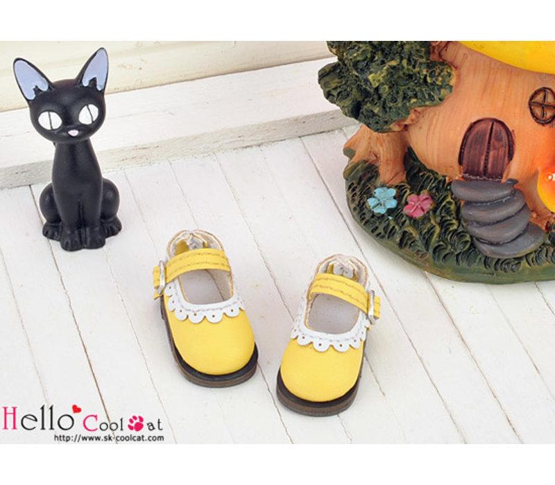 Mini Shoes Yellow
