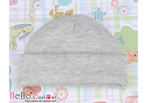 Coolcat Hat Pale Grey