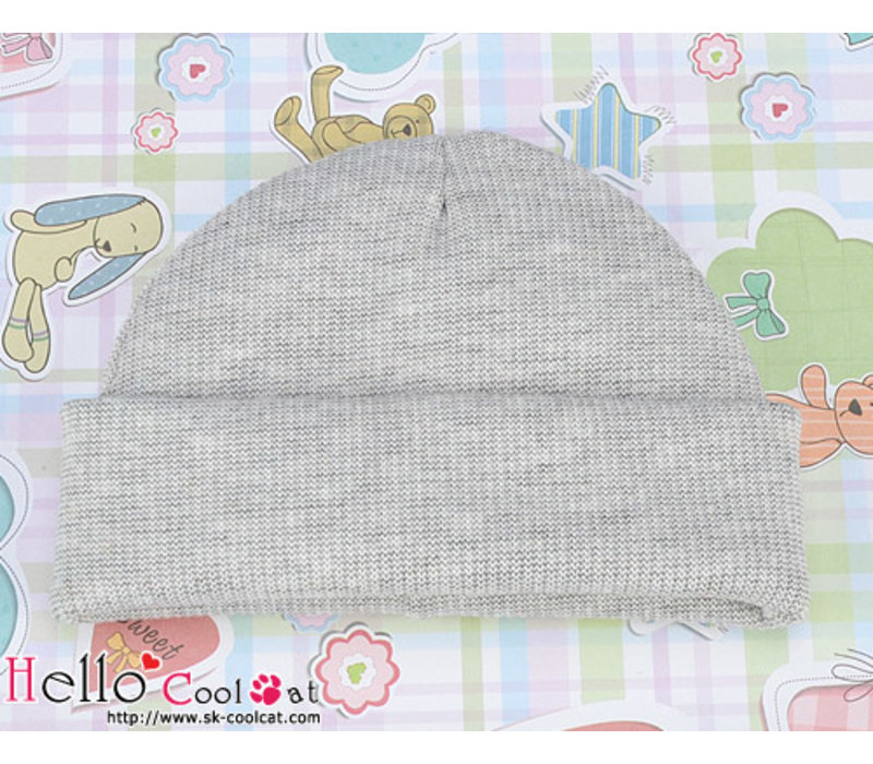 Hat Pale Grey
