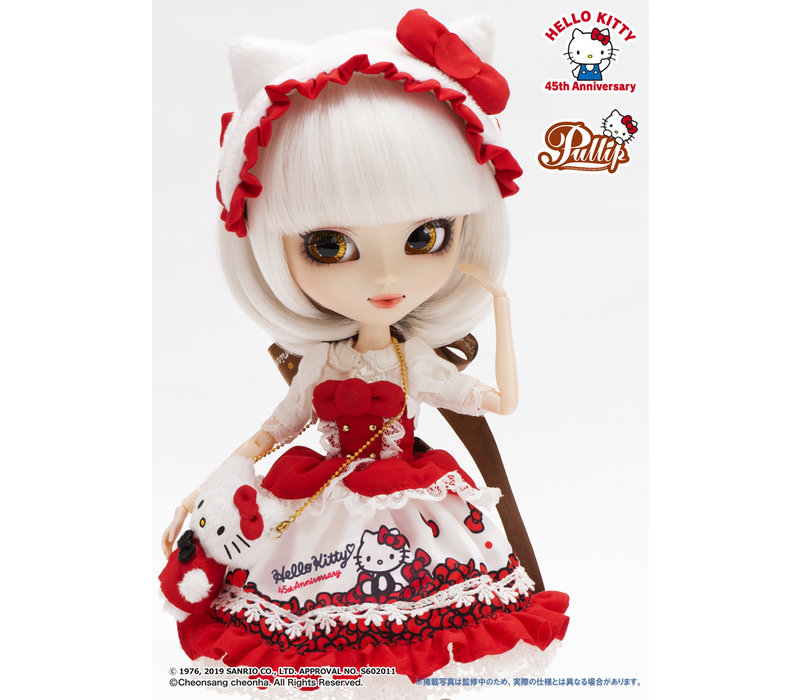 Pullip Hello Kitty 45th Anniversary