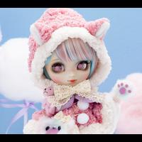 Pullip Fluffy CC (Cotton Candy)